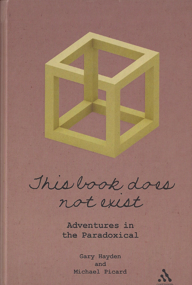 This Book Does Not Exist